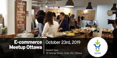 E-commerce Meetup Ottawa: Thank you, E-Commerce open source contributors! tickets