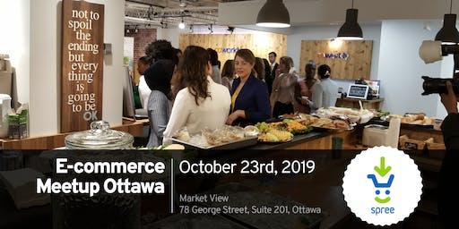 E-commerce Meetup Ottawa: Thank you, E-Commerce open source contributors!