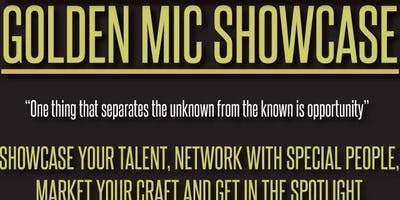 Golden Mic Showcase