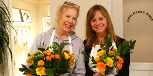 Thankful for Flowers and Finds at Swoozie's - Norcross with Alice's Table