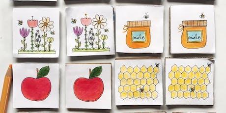"""Laboratorio """"I prodotti delle api"""" con @stellabellomo biglietti"""