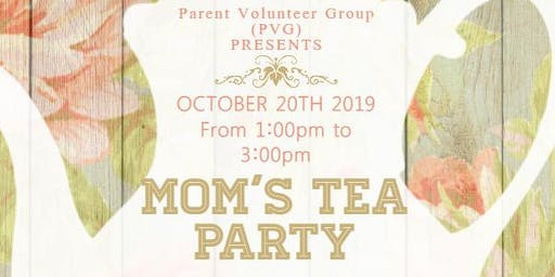 BHA Mom's Tea Party