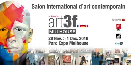 2019 art3f Mulhouse billets