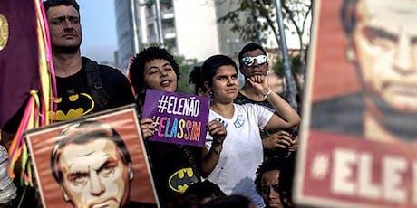 Fighting Bolsonaro tickets