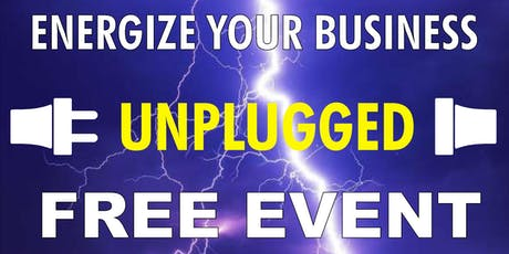 UNPLUGGED - Let's Talk Business tickets