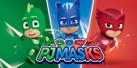 It's time to meet the heroes - PJ Masks meet & greet tickets
