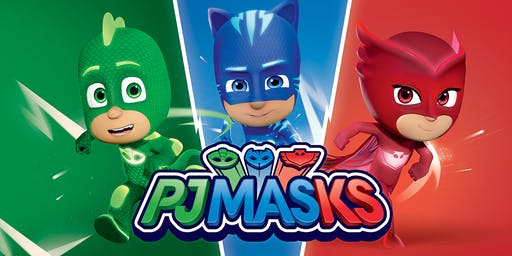 It's time to meet the heroes - PJ Masks meet & greet
