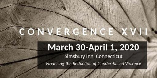 Convergence XVII: Financing the Reduction of Gender-based Violence