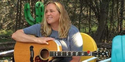 HPPR Living Room Concert: Susan Gibson's ALBUM RELEASE PARTY—AMARILLO