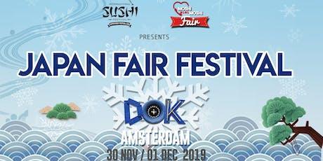 Moshi Moshi Fair tickets