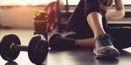 Beginner-Intermediate Group Fitness Class with Cindy tickets