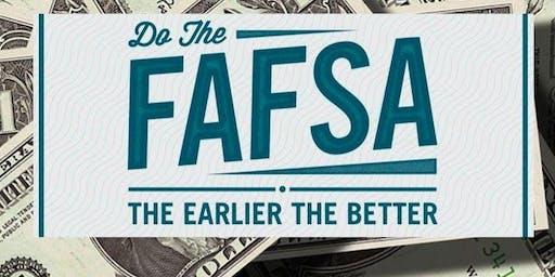 FAFSA Completion Workshops @ ALHS
