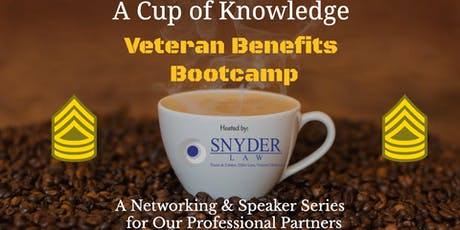Copy of Cup of Knowledge Networking & Speaker Series  (November 2019)  tickets
