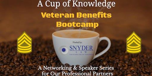 Cup of Knowledge Networking & Speaker Series  (November 2019)