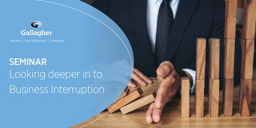 Looking deeper in to Business Interruption insurance
