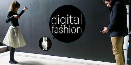 Digital Fashion Night -  5 novembre 2019 biglietti