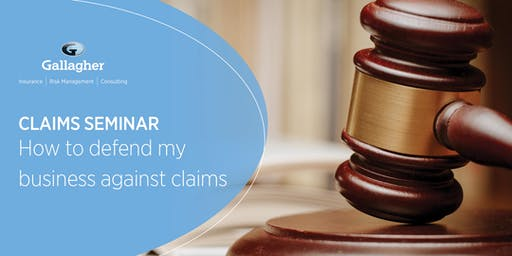 How to defend my business against claims