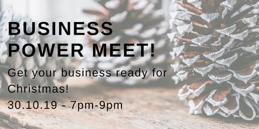 Get Your Business Ready For Christmas!