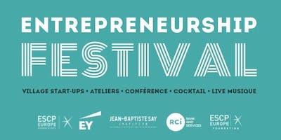 Entrepreneurship Festival 2019 - ESCP Europe