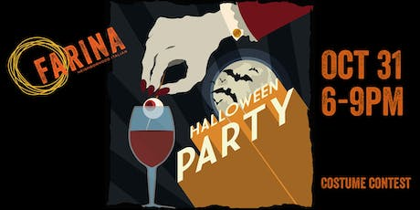Halloween Costume Bar Party tickets