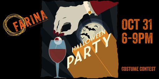Halloween Costume Bar Party