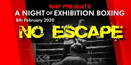 No Escape Boxing Show tickets