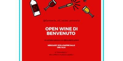 Open Wine Farmacia Ctf Unimi