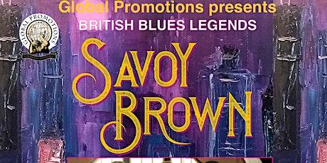 SAVOY BROWN tickets