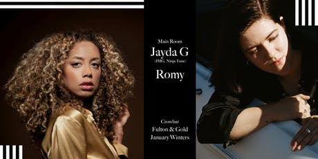 Jayda G + Romy at Button Factory