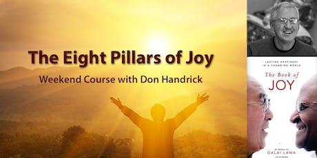 The Eight Pillars of Joy tickets