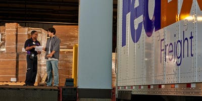 FedEx Freight Freight Handler Onsite Hiring Event