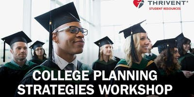 College Planning Strategies Workshop