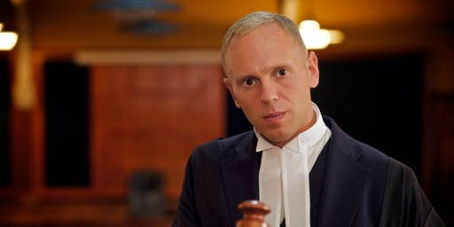 """Robert """"Judge"""" Rinder: Who Do You Think You Are? Unlocking my family story"""