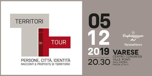Territori in tour Varese - Riflessioni e proposte