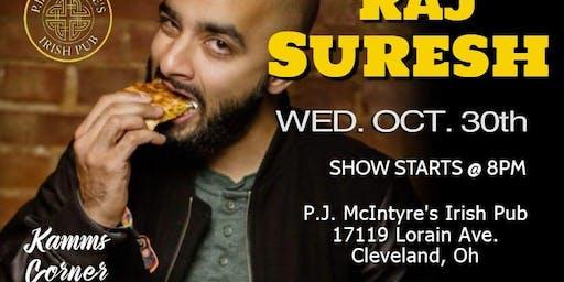Kamms Corner Comedy Night Oct 30th