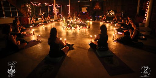 Shakti Spirit women's circle: the sacred WOMB II