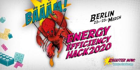 Energy Efficiency Hack 2020 #eehack2020 Tickets