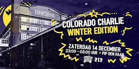 Colorado Charlie Winter editie at PIP Den Haag tickets