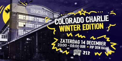 Colorado Charlie Winter editie at PIP Den Haag