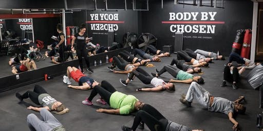 Come TRAIN with the one n' only BODY BY CHOSEN x @dreamatteo