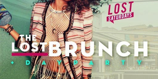 A1 Events Presents THE LOST BRUNCH KICKOFF - Pre-Purchase Brunch
