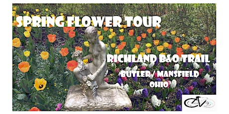 Spring Flower Tour - LoST on the Richland B&O Trail - Butler / Mansfield OH tickets
