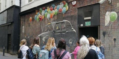 Glasgow Street Art Walking Tour tickets