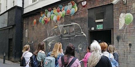 Glasgow Street Art Walking Tour tickets