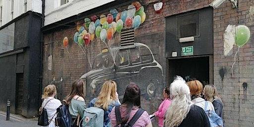 Glasgow Street Art Walking Tour