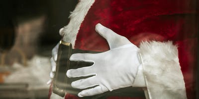 Stories with Santa at the National Waterways Museum