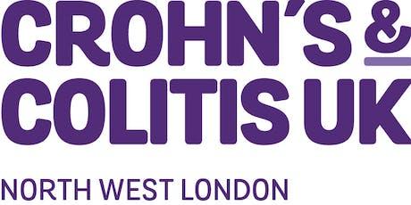 Firewalk for Crohn's & Colitis UK tickets