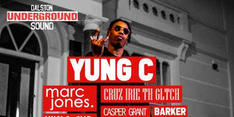 Yung C - Underground Sound Presents tickets