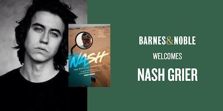 Nash Grier at Barnes & Noble The Grove LA  tickets