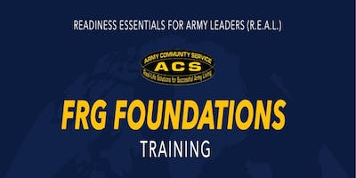 R.E.A.L. Foundations Training